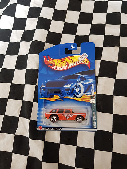 Hot Wheels 2000 REDLINES Chevy Nomad