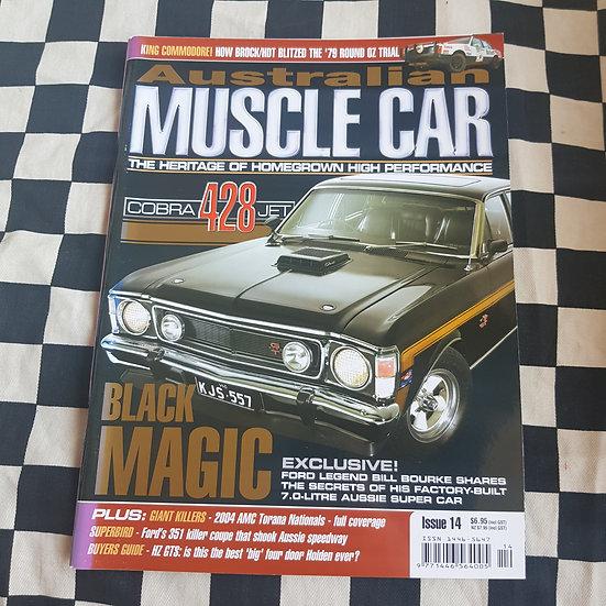 Australian Muscle Car Magazine Issue 14
