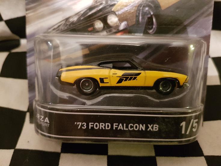 Hot Wheels Retro Entertainment FORZA MOTORSPORT 73 Ford Falcon XB