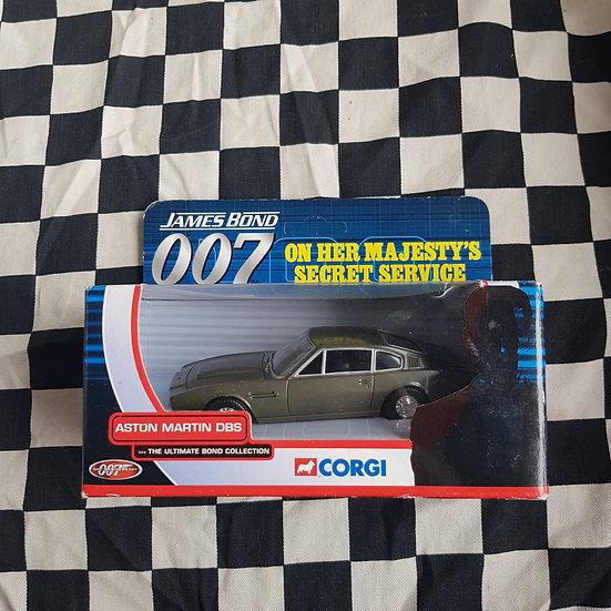 Corgi James Bond 007 Aston Martin DBS