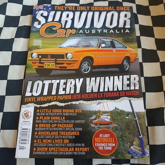 Survivor Car Australia Magazine #23