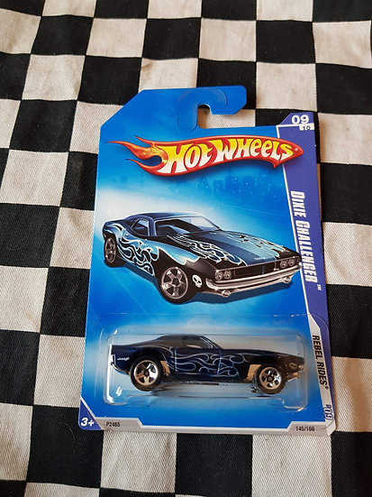 Hot Wheels 2009 Rebel Rides Dixie Challenger