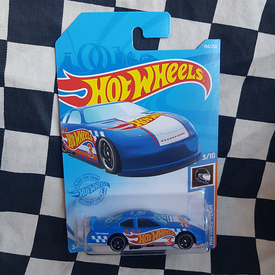 Hot Wheels 2021 Race Team Dodge Charger Stock Car