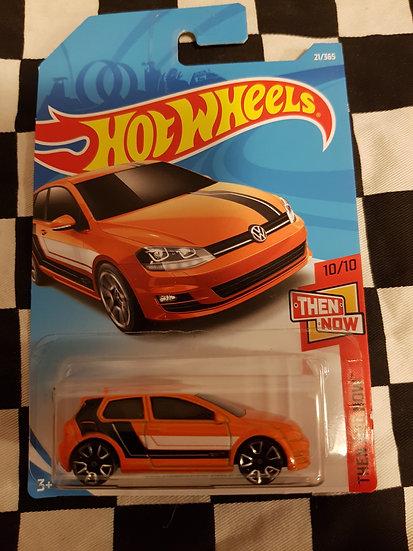 Hotwheels (2017) Volkswagen golf Mark 7