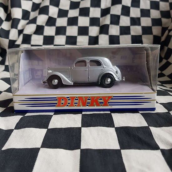 Dinky 1:43 By Matchbox Boxed 1950 Ford V8 Pilot Silver
