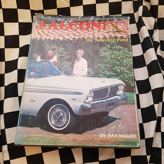 Falcon The New Size Ford Book