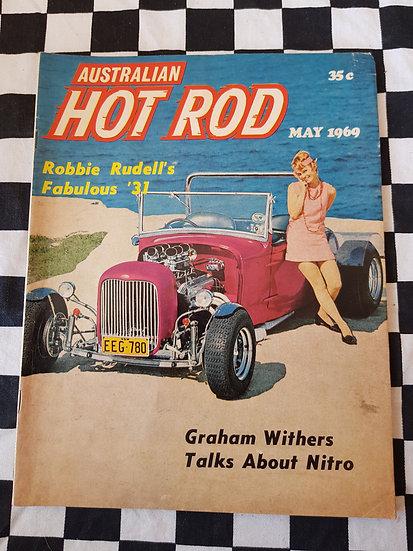 AUSTRALIAN HOT ROD may 1969