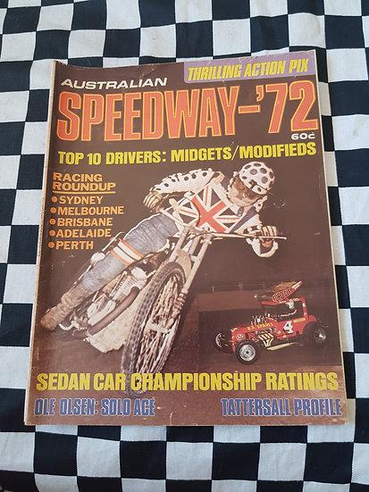 Australian Speedway '72 #6