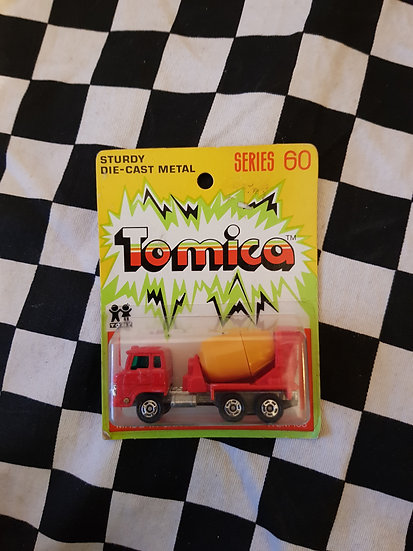 Tomica Cement Truck