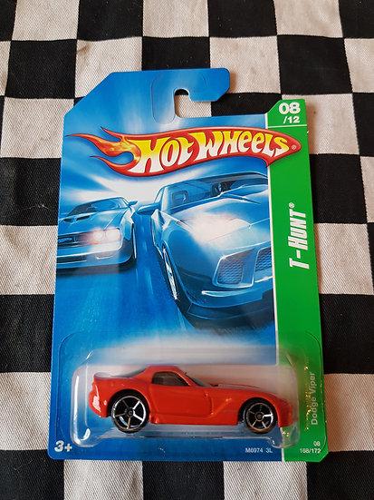 Hot Wheels 2008 TREASURE HUNT Dodge Viper
