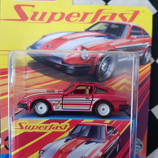 Matchbox Superfast 82 Datsun 280ZX