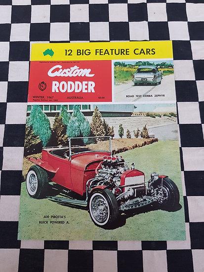 Reprint Custom Rodder #1 ( Jan 1982 print)