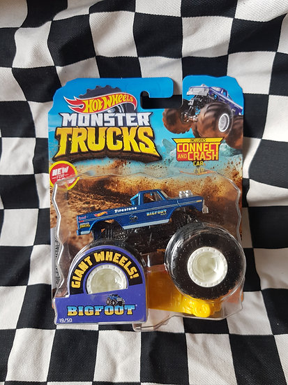 Hot Wheels 2019 Monster Trucks BIGFOOT F100