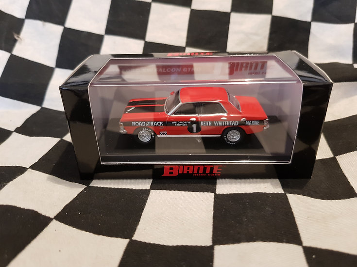 Biante 1:64 Ford XW Falcon GTHO #1 Fred Gibson