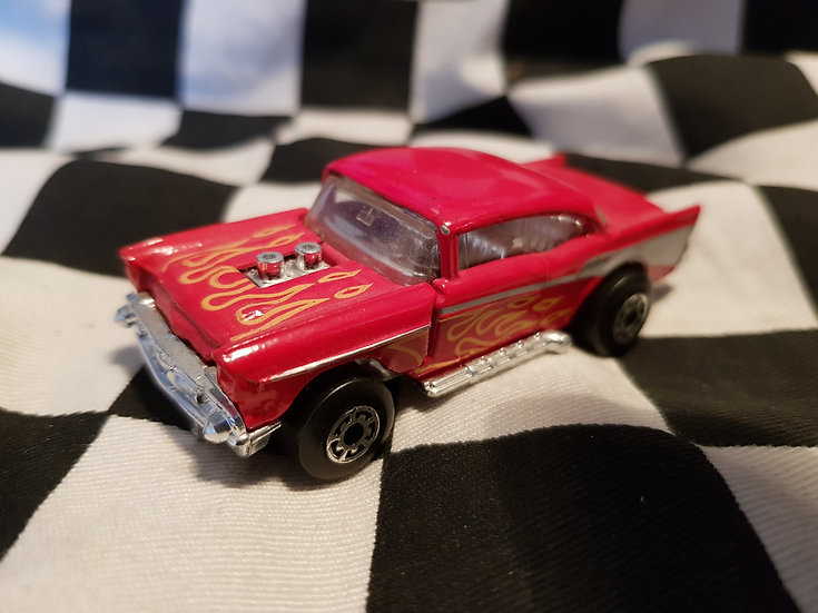 Matchbox Superfast 1957 Chevrolet Red