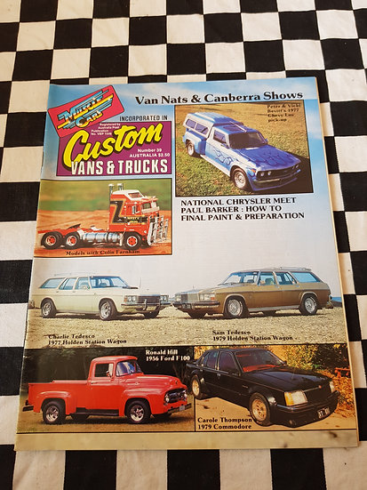 CUSTOM VANS & TRUCKS magazine #39