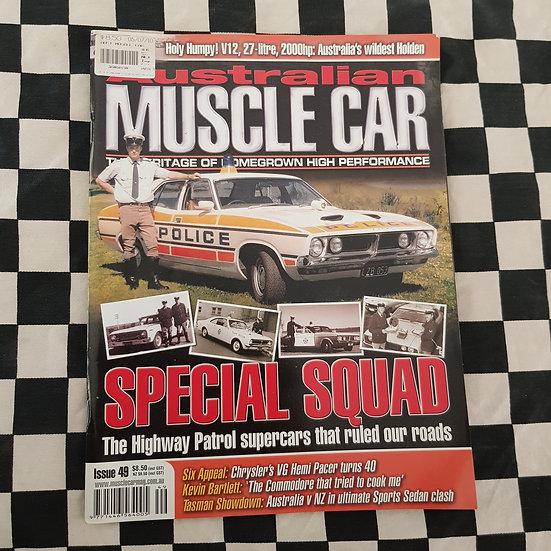 Australian Muscle Car #49