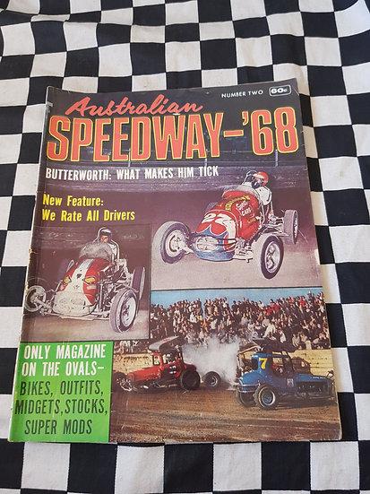 Australian Speedway '68 #2