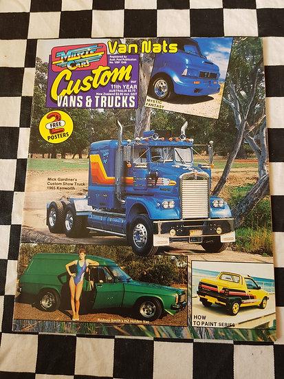 CUSTOM VANS & TRUCKS magazine #46 (TRUCK COVER)