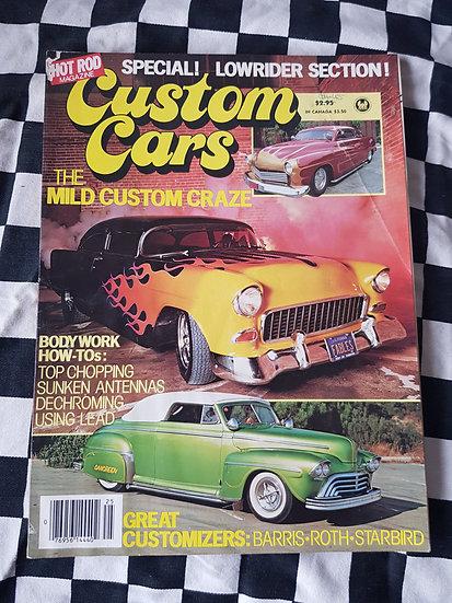 Hot Rod Magazine (usa) CUSTOM CARS Special