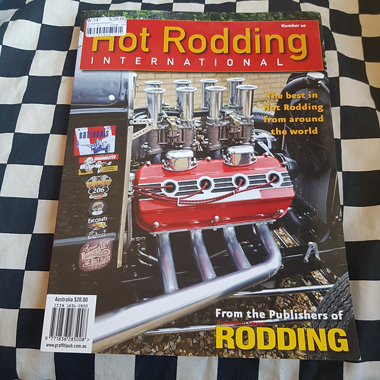 Hot Rodding International #10 by Australian Street Rodding Magazine