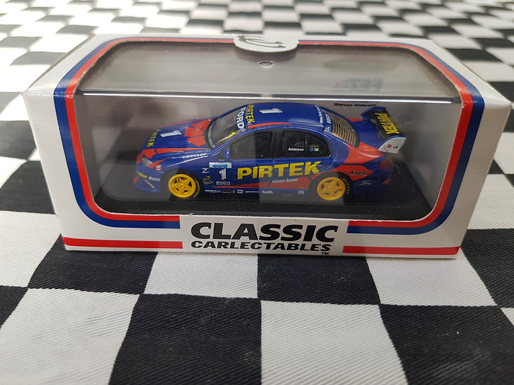 Classic Carlectables 1:64 Stone Brothers Racing BA Ford Falcon
