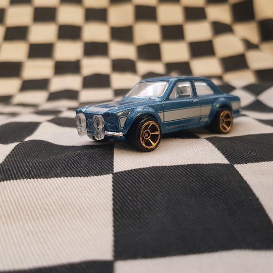 Hot Wheels Fast & Furious Ford Escort Loose