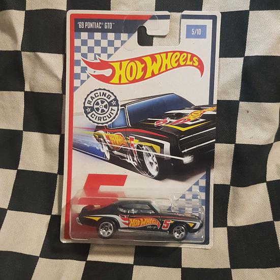 Hot Wheels Racing Circuit 69 Pontiac GTO