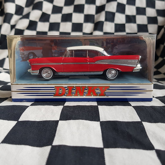 Dinky 1:43 By Matchbox Boxed 1957 Chevrolet Bel Air
