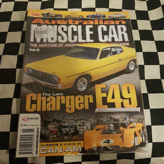 Australian Muscle Car Magazine #95
