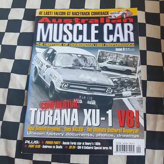 Australian Muscle Car Magazine Issue 9