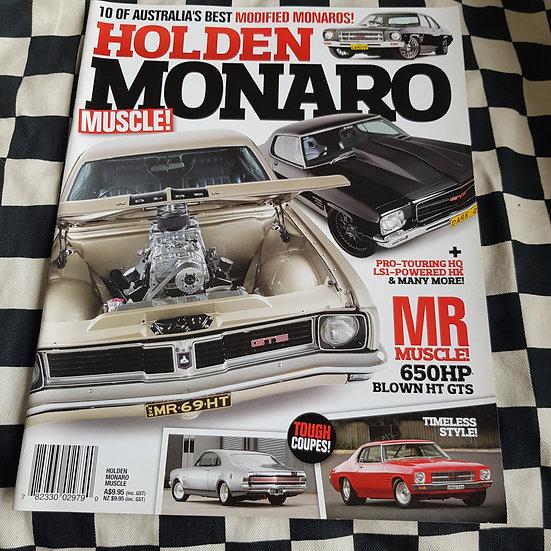 Holden Monaro Muscle #1 Magazine
