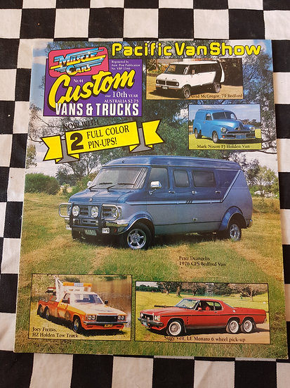 CUSTOM VANS & TRUCKS magazine #44