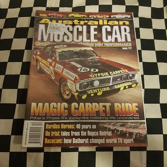 Australian Muscle Car Magazine #112