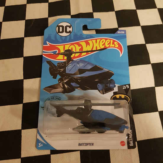 Hot Wheels 2020 Batman Batcopter