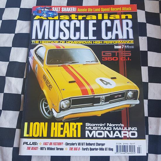Australian Muscle Car Magazine Issue 7