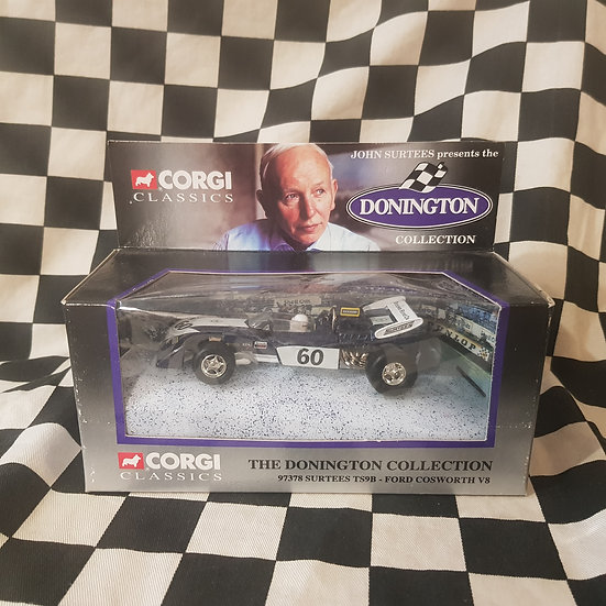 Corgi 1:43 Donnington Collection 97378 Surftees TS9B Ford Cosworth V8