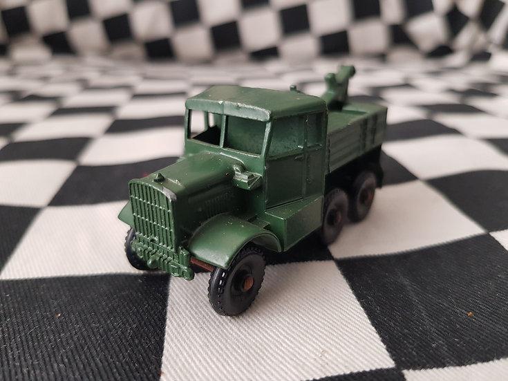 Lesney Army Scammell Breakdown Truck