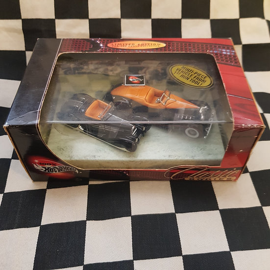 Hot Wheels 2003 Limited Edition Classic Bodies Twin Set Boxed