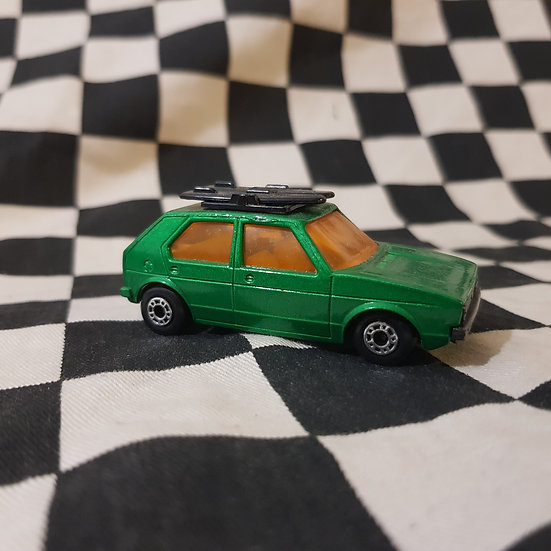 Vintage Loose Matchbox Superfast Volkswagen Golf