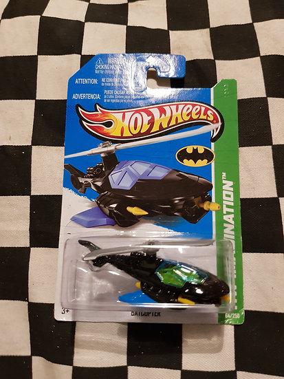 Hot Wheels 2013 Imagination Batcopter Batman