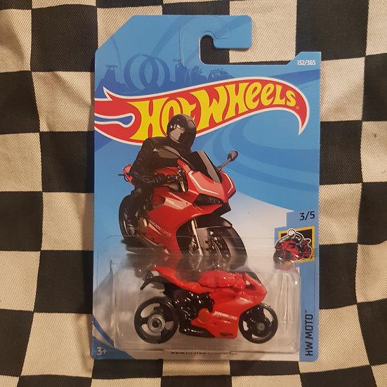 Hot Wheels 2019 Moto Ducati1199 Panigale Red