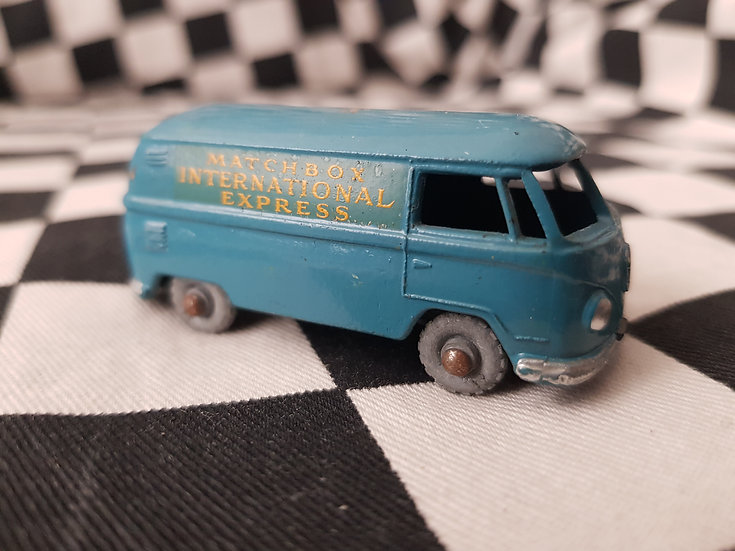 Lesney Volkswagen Transporter Kombi Van VW