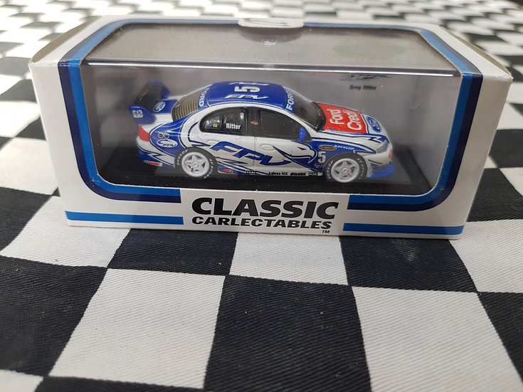 Classic Carlectables 1:64 Ford Performance Racing BA Ford Falcon