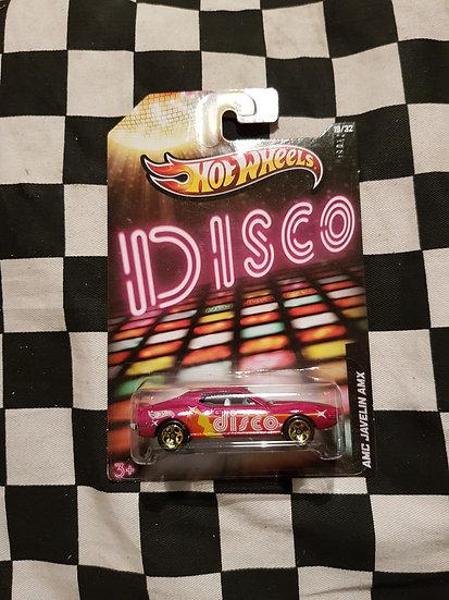 Hot Wheels Jukebox Disco AMC Javelin AMX