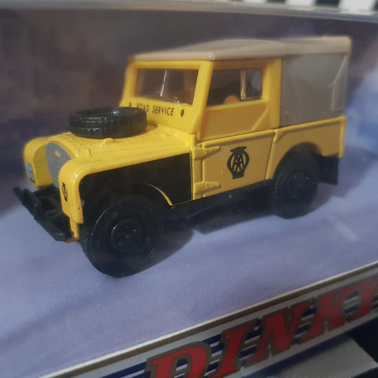 Dinky 1:43 AAA Roadside Service 1949 Land Rover Series 1