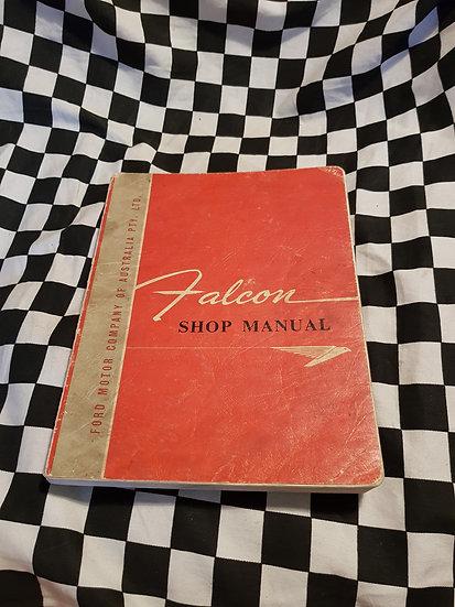 Original XK XL Ford Falcon Workshop Manual