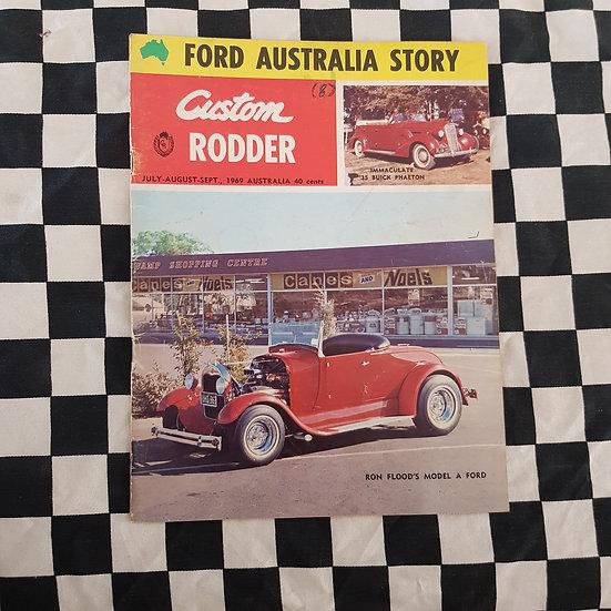 Custom Rodder Magazine #8