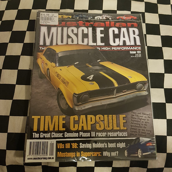 Australian Muscle Car Magazine #101