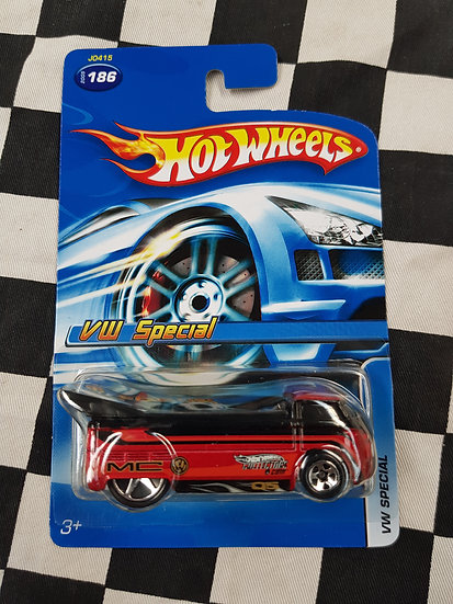 Hot Wheels 2005 #186 Collectors.Com VW Special Drag Truck